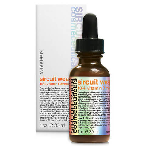 SIRCUIT Skin Sircuit Weapon 10% Vitamin C Therapy Serum