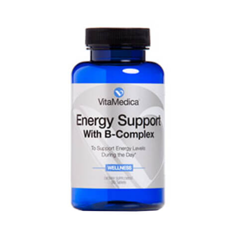 VitaMedica Energy Support With B-Complex - 90 Tabs