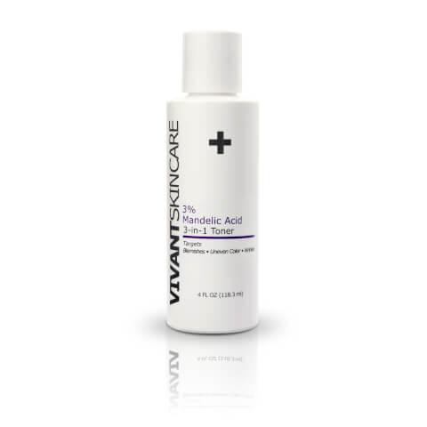 Vivant Skin Care 3% Mandelic Acid 3-in-1 Toner