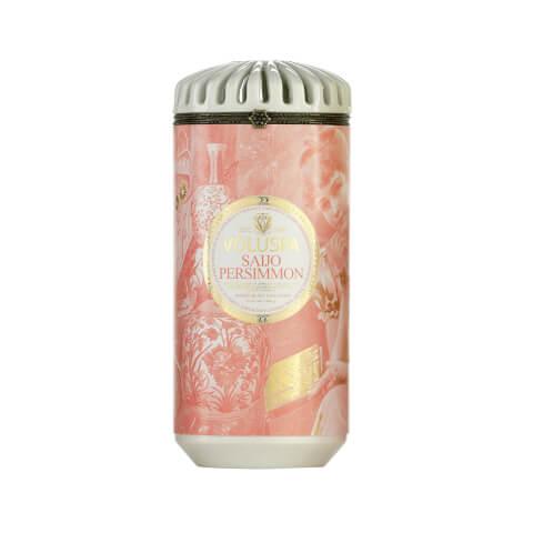 Voluspa Ceramica Alta Maison Candle 15 oz - Saijo Persimmon