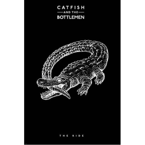 Catfish And The Bottlemen The Ride Maxi Poster - 61 x 91.5cm