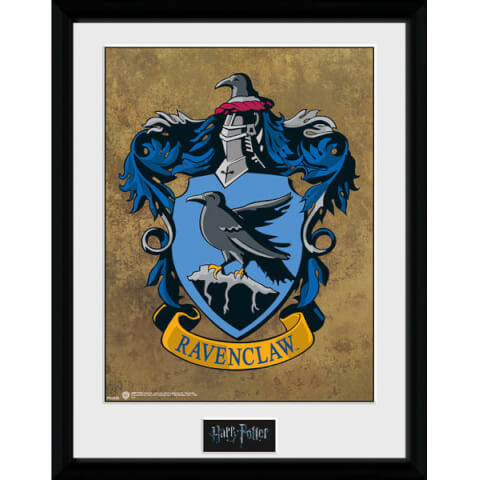 Harry Potter Ravenclaw Framed Photographic - 16