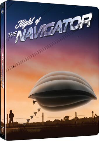 Der Flug des Navigators- Zavvi UK Exklusives Limited Edition Steelbook