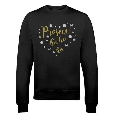 Prosecc Ho Ho Ho Xmas Sweatshirt