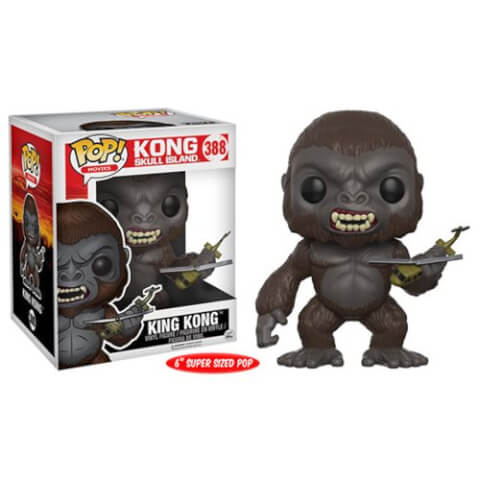 Figurine Pop! King Kong - Géant