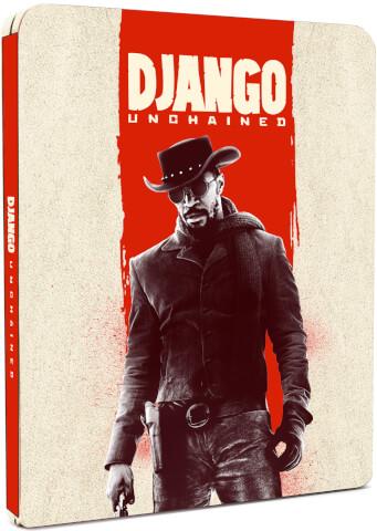 Django Unchained - Steelbook Exclusif Limité pour Zavvi