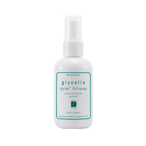 Glycolix Gly/Sal Acne Body Spray 10-2