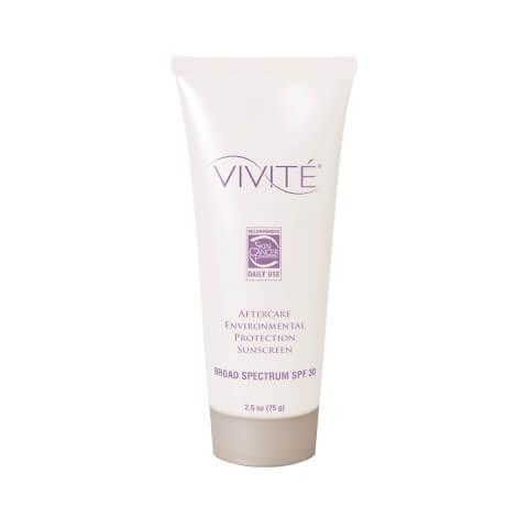 Vivite Aftercare Environmental Protection Sunscreen SPF 30