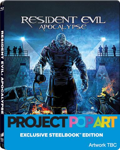 Resident Evil: Apocalypse - Steelbook Exclusif Limité pour Zavvi