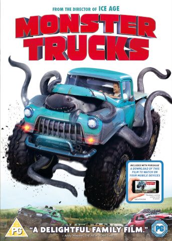 Monster Trucks (Includes Digital Download)