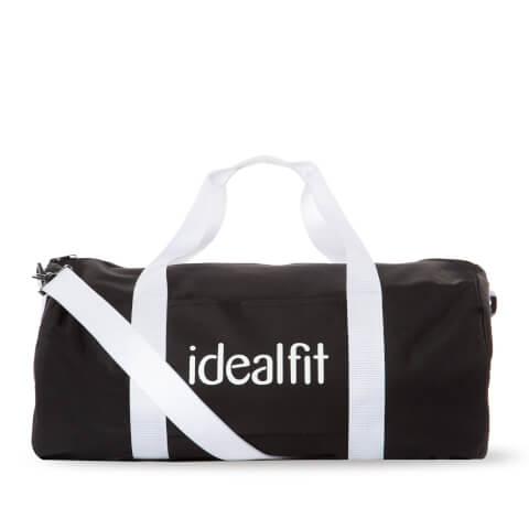 IdealFit Gym Bag Black