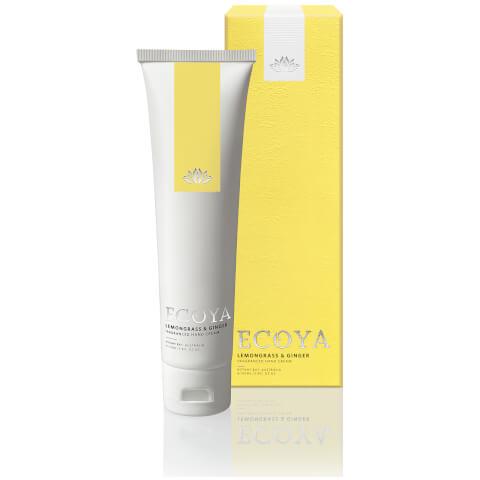 Ecoya Hand Cream - Lemongrass & Ginger