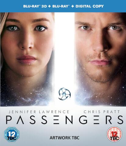 Passengers 3D (Includes 2D Version)