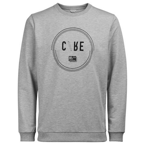 Jack & Jones Men's Core Main Sweatshirt - Grey