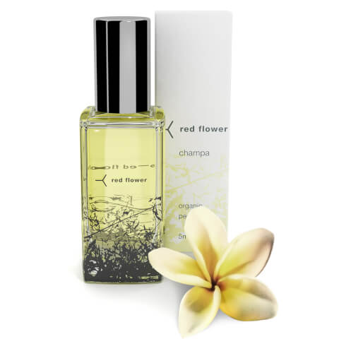 Red Flower Champa Organic Perfume 10ml