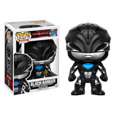 Figurine Power Rangers Movie Ranger Noir Funko Pop!