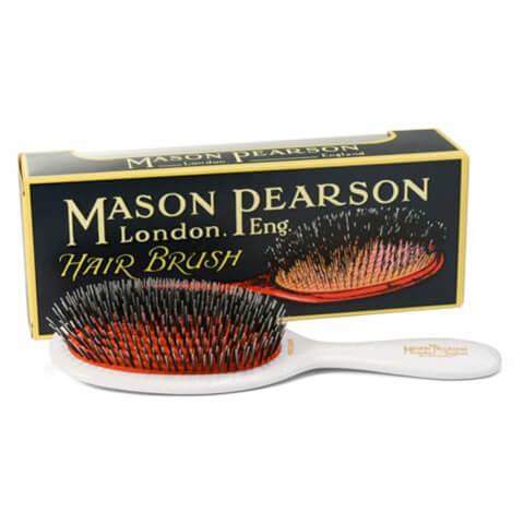 Mason Pearson Popular Bristle and Nylon Brush - BN1 - Ivory