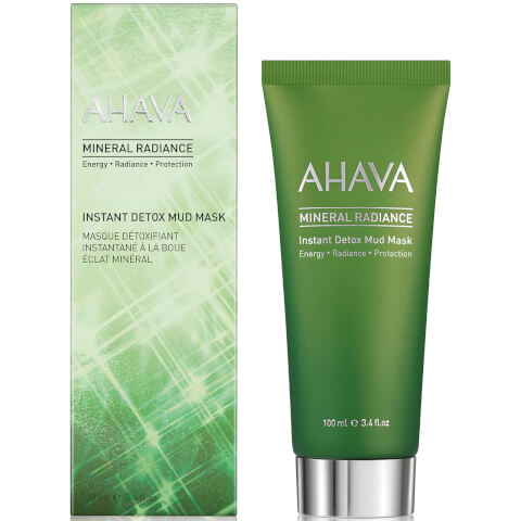 AHAVA Mineral Radiance Instant Detox Mud Mask 96ml
