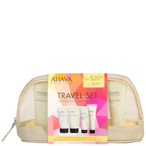 AHAVA Body Starter Kit 90ml
