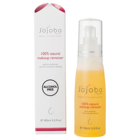 The Jojoba Company 100% Natural Make-Up Remover 100ml