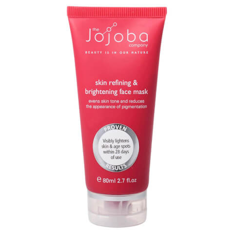 The Jojoba Company Skin Refining and Brightening Face Mask 80ml