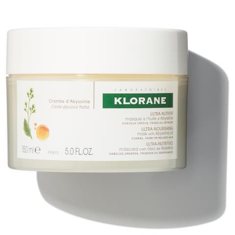 KLORANE Shampoo-Cream with Abyssinia Oil 6.7 fl.oz.