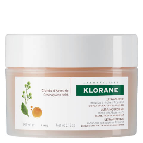 KLORANE Mask with Abyssinia Oil 5.1 fl.oz.