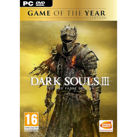 Dark Souls III: The Fire Fades Edition (Game of the Year Edition)