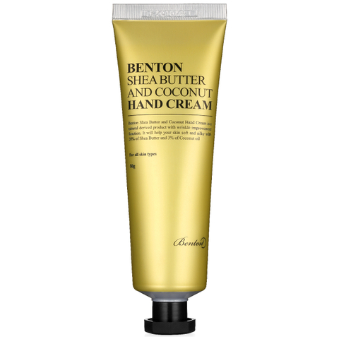 Benton Shea Butter and Coconut Hand Cream 50g