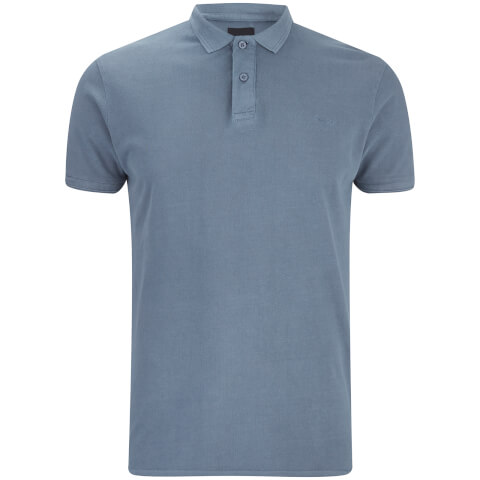 Threadbare Men's Kerman Polo Shirt - Denim