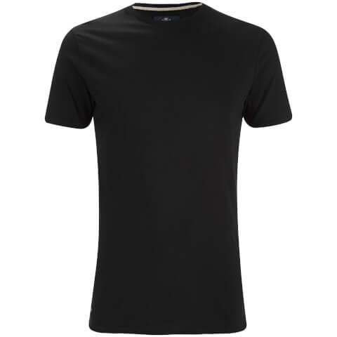 Threadbare Men's Max Long Line T-Shirt - Black