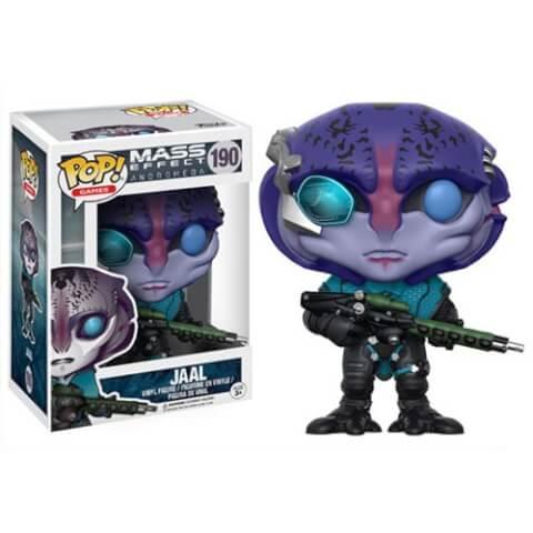 Figurine Funko Pop! Mass Effect: Andromeda Jaal