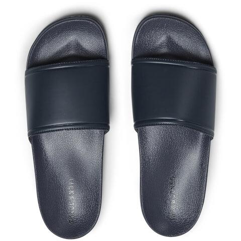 Jack & Jones Men's Slider Sandals - Navy Blazer