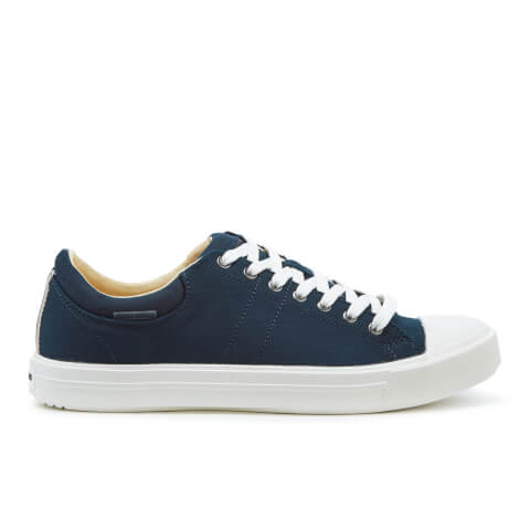 Jack & Jones Men's Mervin Textile Trainers - Dark Blue