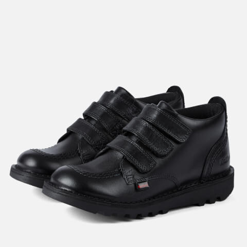 Chaussures Kickers Enfants Kick 3 - Noir