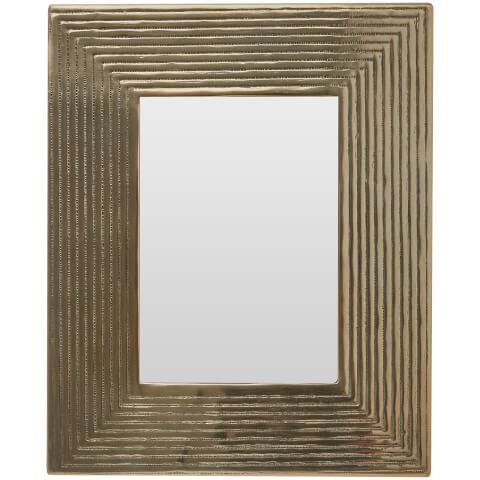 Aluminium Photo Frame 8 x 10 - Brass Finish