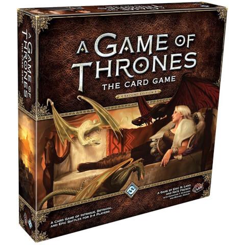 Jeu Games of Thrones LCG Deuxième Édition