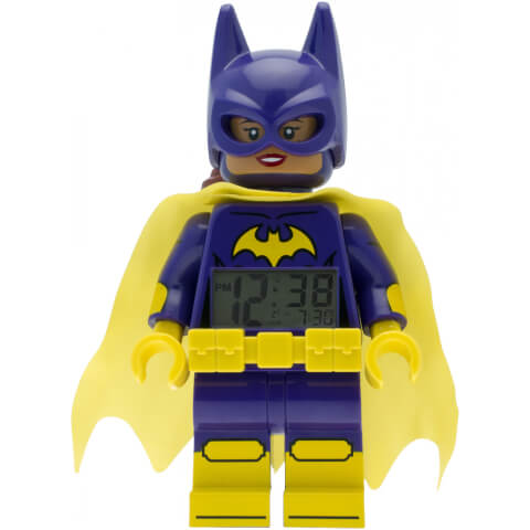 LEGO Batman Movie : Horloge Batgirl