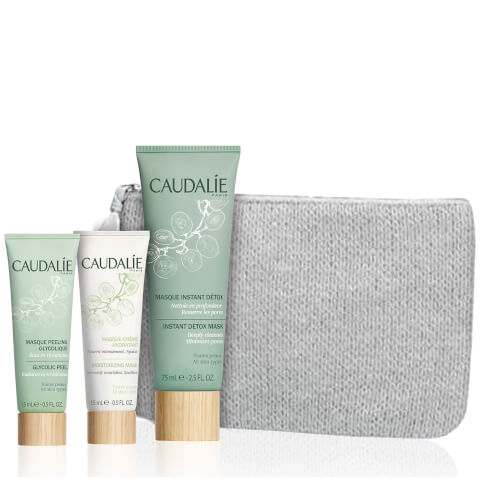Caudalie Mix & Mask Pouch
