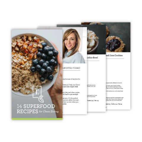 14 Superfood Recipes for Clean Eating eBook