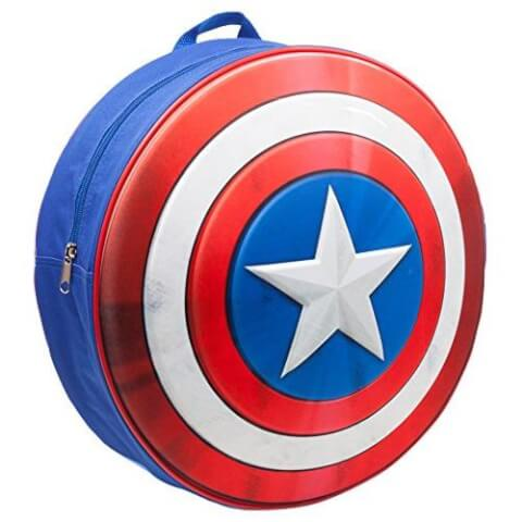 Sac à Dos Moulé Captain America Marvel