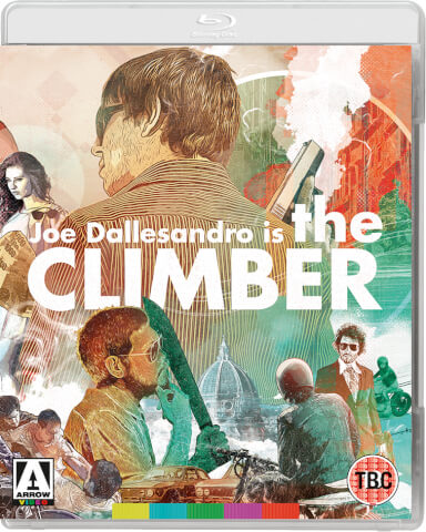 The Climber - Dual Format (Includes DVD)