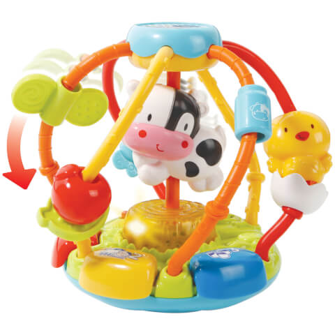Vtech Little Friendlies Shake & Roll Busy Ball