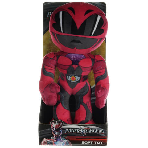 Grande Peluche Power Rangers -Rouge