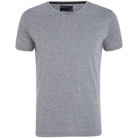 Dissident Men's Guilford V-Neck T-Shirt - Grey