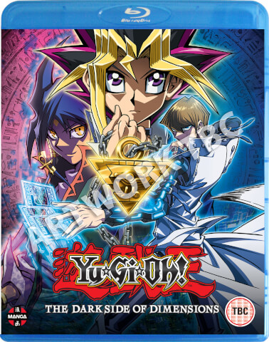 Yu-Gi-Oh! The Movie: Dark Side of Dimensions