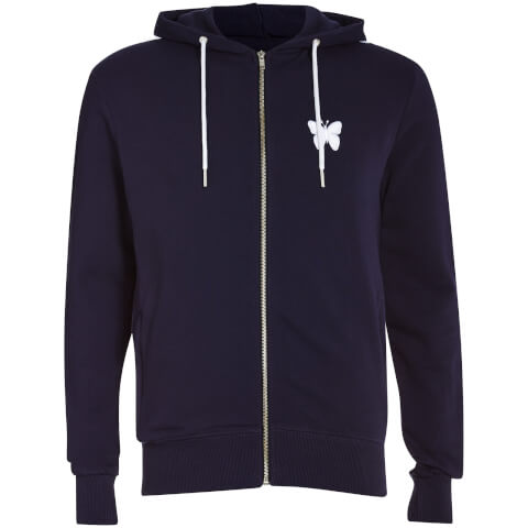 Sweat à Capuche Homme Essential Good For Nothing - Bleu Marine