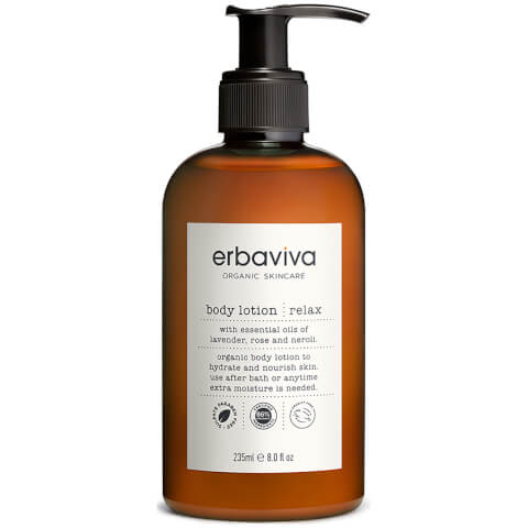 Erbaviva Relax Body Lotion
