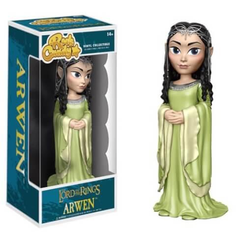 Figurine Arwen - Le Seigneur des Anneaux - Rock Candy Vinyl