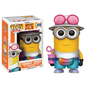 Figurine Funko Pop! Moi, Moche et Méchant 3 Jerry Touriste